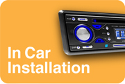 In Car Installation
